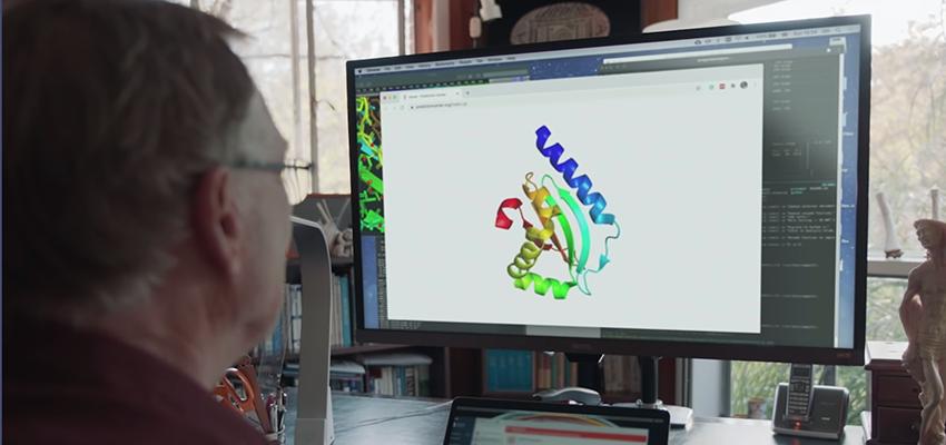 AI挑戰寄生蟲病! 攻破蛋白質結構後,DeepMind發大招
